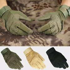 Military Tactical Army Airsoft Shooting Hunting Motorcycle Sport Full Gloves