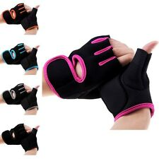 New Womens Man Weight Lifting Gloves Fitness Glove Gym Exercise Training Good