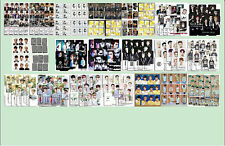 EXO-K EXO-M in-album card set Mama XOXO Overdose Sunny10 Growl photocard EXO