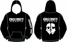 GAME ICONZ CALL OF DUTY BLACK OPS HOODIE COD GHOSTS PS3 XBOX PS4 GAMER TAG