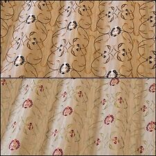 iLiv Signature Inca Floral Polyester Curtain Upholstery Fabric | 2 Colours