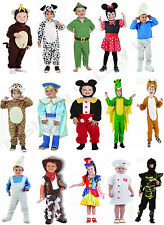 CHILDRENS KIDS TODDLER OUTFIT FANCY DRESS COSTUME WORLD BOOK DAY WEEK 2-4 YEARS