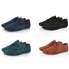 Hot Sale Fashion England Men Vintage Casual Style Flats Thin Shoes