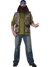Duck Dynasty WILLIE Adult Mens Costume Licensed Duck Commander
