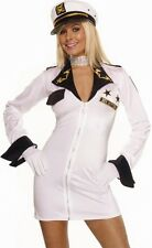 Sexy Kitten Soldier Adult Womens Costume