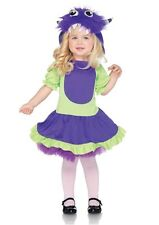 CUDDLE MONSTER Toddler Girl Costume HALLOWEEN Adorable Lil Animal POPULAR