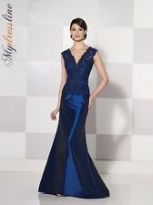 Cameron Blake 214684 Evening Dress ~LOWEST PRICE GUARANTEED~ NEW Authentic Gown