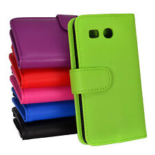Side ID Wallet Leather Case Cover for Huawei Ascend Y511 511 + Screen Guard