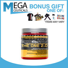 BPM LABS THE ONE 2.0 405G - PRE WORKOUT, C4, 1MR, CRACK3D, CREATINE, ENERGY