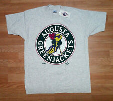 Augusta Greenjackets Vintage Deadstock Minor League Baseball T-Shirt L XL