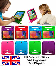 "Samsung Galaxy Tab 4 7.0 8.0 10.1"" Children child kid Case Foam Cover stand"