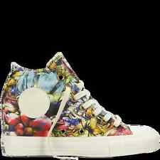 CONVERSE ALL STAR MID LUX CANVAS PLATFORM 2015 A FIORI 547195 Floral Limited