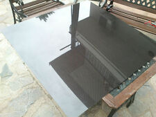 Carbon Fiber Panel / Sheet, A4-page, Thickness Selection Available
