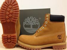 TIMBERLAND BOOTS MENS STYLE 10061 6IN PREMIUM WHEAT NUBUCK MULTIPLE SIZES NWB