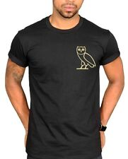 Drake Ovo Small Owl NEW T-Shirt Drizzy Octobers Very Own YMCMB Nothing 6ix Pom O