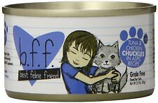 BFF Tuna & Chicken Chuckles Recipe in Aspic Canned Cat Food