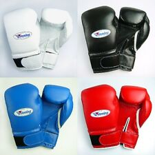 New!! Winning Professional Type Boxing Gloves 14oz Magic Tape Type 4Colors Japan
