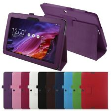 PU Leather Folio Stand Case Cover For Asus Transformer Pad TF103C 10.1 Tablet