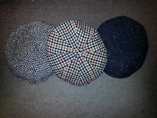 KANGOL Tweed  Ripley Cap-4 Colors-M + L-NWT made in ITALY