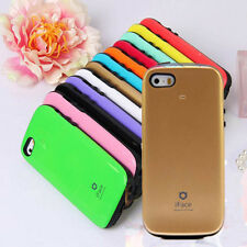 2014 NEWEST Glossy iFace Protective Skin Soft Case Cover For iPhone 5/5S 4/4S