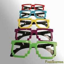 NEW STYLISH FUNNY COLORFUL DESIGN UNIQUE MODE EYEGLASSES