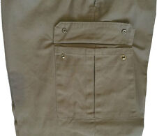 Cargo Work Pants by Red Kap (Khaki) Pre-Worn & Laundered & Re-Measured