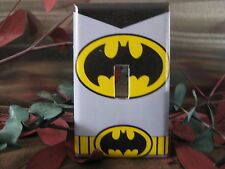 Batman Light Switch Wall Plate Cover #BM10 - Outlet Double