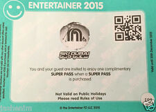 Entertainer Dubai Voucher for 2015 - Ski Dubai at Mall of the Emirates Voucher