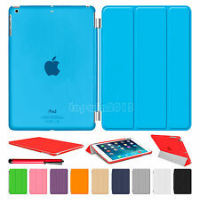 Slim Flip Magnetic Leather Smart Stand Hard Case Cover for Apple iPad Mini 1 2 3