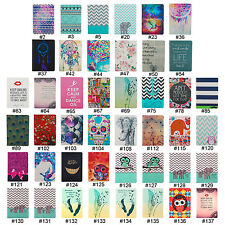 Owl Elephant PU Leather Flip Case Cover For Amazon Kindle Paperwhite 1 2&3G Wifi