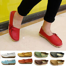 Chic Strappy Womens Low to help Ballet Flats Oxford Moccasin Shoes Loafer New