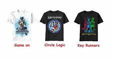 Disney Kingdom Hearts, Adult T-Shirt, Square Enix, Sora, Mickey, Goofy, Donald