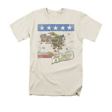 Jefferson Airplane Baxter's Cover Adult T-Shirt