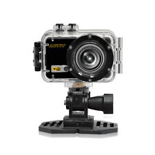 Gear Pro ACTIV Full HD 1080p Hi-Res Mini Sports Action Camera and Camcorder