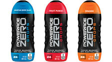 4 X Powerade ZERO Drops Flavor Enhancer FLAVOR CHOICE PICK ONE