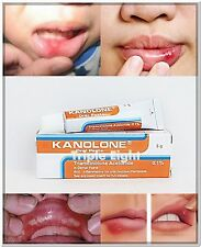 KANOLONE ORAL PASTE DENTAL PASTE MOUTH ULCER, DENTURE SORE RELIEF 5 GRAMS TUBE