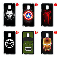 Justice League Superhero Case Cover For Phone Samsung Galaxy S4 S5 Note2 3 4