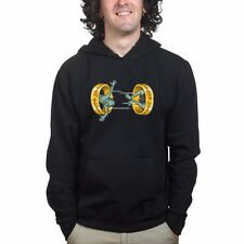 Lord of the portal Ring My Precious Sweatshirt Hoodie R169