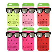 New Victoria/'s Secret PINK 3D Glasses Watermelon silicone case for iphone Phone