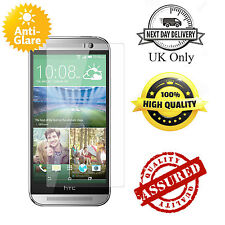 1 - 6 x High Quality Anti Glare Matte Screen Protector for HTC One M8