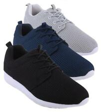 Mens Trainers Lightweight Comfort Casual Running Gym Sports Shoes