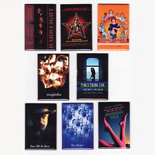 P T ANDERSON MOVIE POSTER MAGNETS w/ BOOGIE NIGHTS THERE WILL BE BLOOD MAGNOLIA