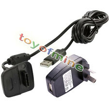 Plug Wall Charger for Xbox 360 Game Console+ USB Power Adapter Charging Cable