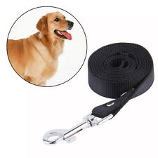 TRAINING LEAD,15 or 20ft Dog Leash Long Obedience Recall Foot Feet DX