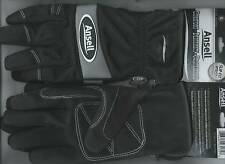 Ansell Men's Sport/Utility/Work Performance Gloves, Light Wt, Black, M,L,XL NWT