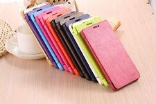 New Protective Fashion Flip Stand PU Leather Case Cover For Samsung Galaxy