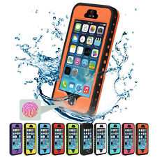 NEW Hard PC Waterproof Shockproof Dirt Snow Proof Case Cover for Apple iPhone 5S
