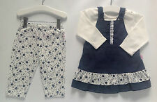Dress Set - Baby Girl 3 Piece Outfit Set