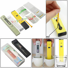 Aquarium Pool SPA Digital TDS3 Meter PH Meter Water Quality Tester