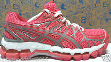 ASICS GEL KAYANO 20 LITE SHOW WOMEN'S RUNNING SHOES CORAL-LITE-RED T35CQ-3193